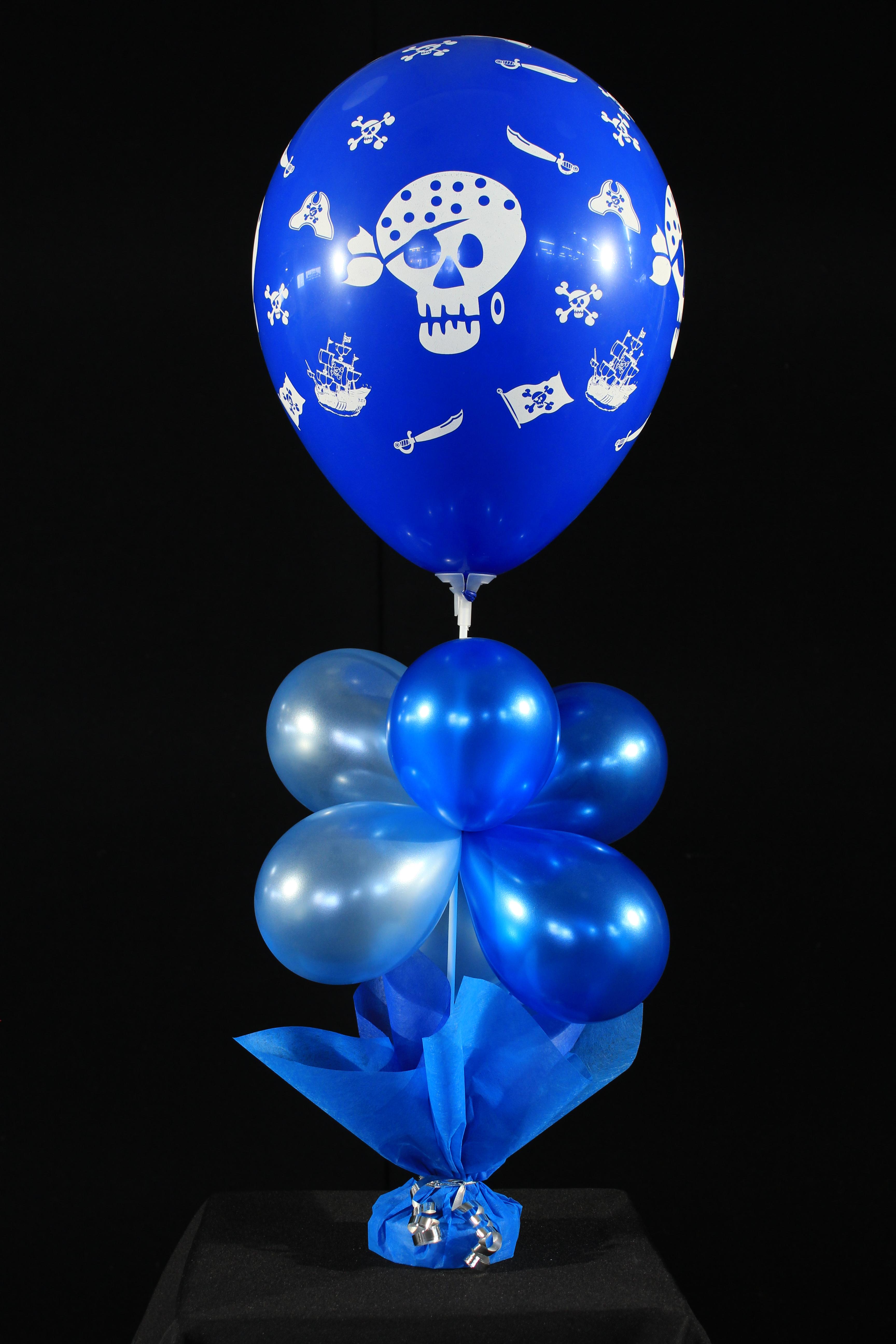 Pirate Party arrangement
